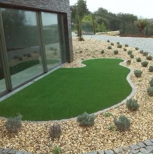 Landscaping Project in Vale de Judeu